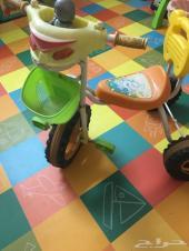 سيكل ( دراجه ) - مرجيحه - طاولة مدخل