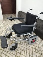 كرسي كهربائي لذوي الاحتياجات الخاصة