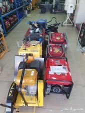 مولدات مقصات معدات صناعية