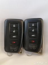 2 ريموت جيب لكزس 570 من 2016 وفوق للبيع