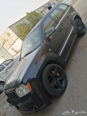 للبيع جيب جراند شيروكي 2007 srt8