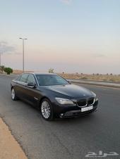 بي ام دبليو BMW 730 LI 2011  نظيف جدا