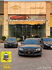 AUDI A8 L QUATTRO (V8) 2014(تم البيع)