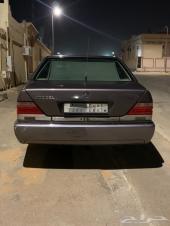 مرسيدس 300 SEL 1993