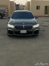 للبيع BMW 730 2020 تم البيع