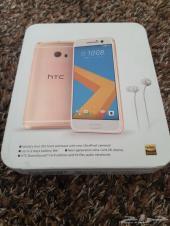 للبيع HTC 10 ذهبي 32 جيجا بكرتونه نظيف جدا