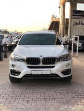 BMW-X6 2015 عداد قليل