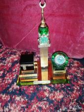 مجسم برج الساعه