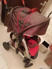 عربة اطفال من شركة كراجو