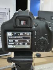 كاميرا كانون 4000d اخت الجديد