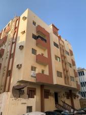 عمارة سكنية للبيع جنوب جدة بحي الثغر عقار 21