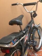 دراجة اخت الجديده
