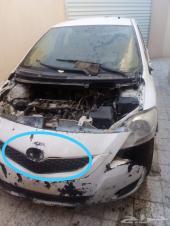 سياره يارس موديل 2012 عرض قطعه تشليح