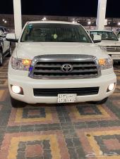 للبيع تويوتا سكويا SR5 2016  سعودي
