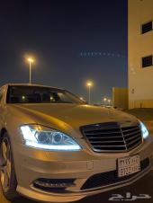 مرسيدس 2013 اس 500