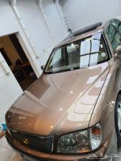 للبيع لكزس LS400 موديل 2000 سعودي نظيف جدا