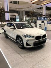 BMW x2 2019 M kit حبة وحده فقط