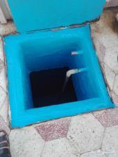 عزل خزانات مع النظافة والضمان