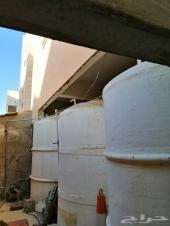 3 خزانات فيبر 11 طن