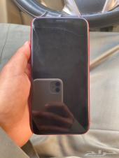 جوال ايفون اكس ار iPhone XR احمر