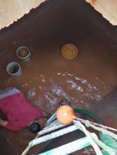 غسيل خزانات تنظيف خزانات مع التعقيم والعزل