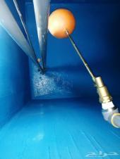 شركة نظافة خزانات عزل الخزانات غسيل خزان