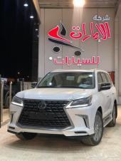 لكزس 2021 -LX570 سعودي فل بالنقد والتقسيط