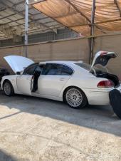 BMW 730 مصدوم تشليح البكري