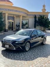 لكزس ES 2021 cc 350 سعودي