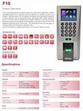 اجهزة حضور وانصراف- اجهزة بصمة اصبع-وجهه-كرت-password- اجهزة تسجيل حضور وانصراف