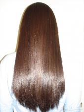 زيت لتطويل وتكثيف الشعر
