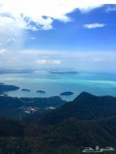 بكج 12 يوم سياحة بماليزيا زوجين وطفل 2019
