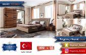 غرف نوم صناعة تركية بتصاميم مميزة