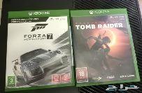 (تم البيع) لعبتين xbox one للبيع