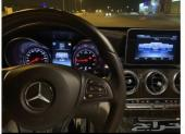 مرسيدس GLC 250 4MATIC شبه جديدة