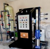 محطات تحلية مياه مركزية (توريد تركيب صيانة)
