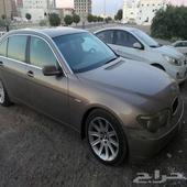 BMW 735li 2004