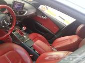 Audi A7 Sline Exclusive 2014 للبيع عاجل
