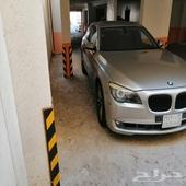 للبيع BMW f01 750 فل كامل