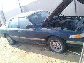 القصيم - سياره فورد  موديل 1996