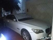 BMW LI 740 2010