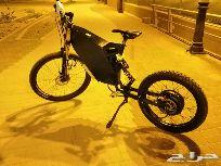 دراجة كهربائية 10w سرعتها 170 ماكس