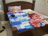 جدة - سرير مزدوج 180 مع مرتبة
