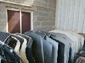 أبواب كبابيت وأبواب شنط خلفية لكزس