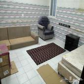 غرفة مفروشه و مكيفة بمخطط 7 الشرايع