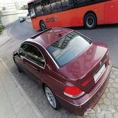 BMW 730 . بي إم دبليو 6 سلندر2005