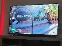 شاشه تلفزيون
