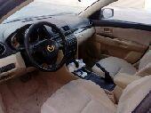 للبيع سياره مازدا 3موديل 2007