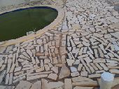 عمل الحجر بلاط بنا تلبيس