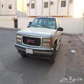 للبيع جمس سوبربان موديل 99 وارد سعودي